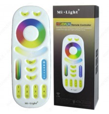Telecomando WiFi RGB+CCT 4 Zone Mi-Light Remote Controller
