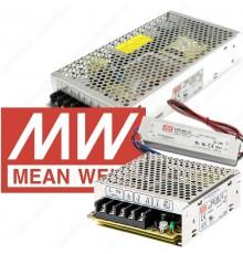 Mean Well alimentatore e trasformatori 12V corrente costante