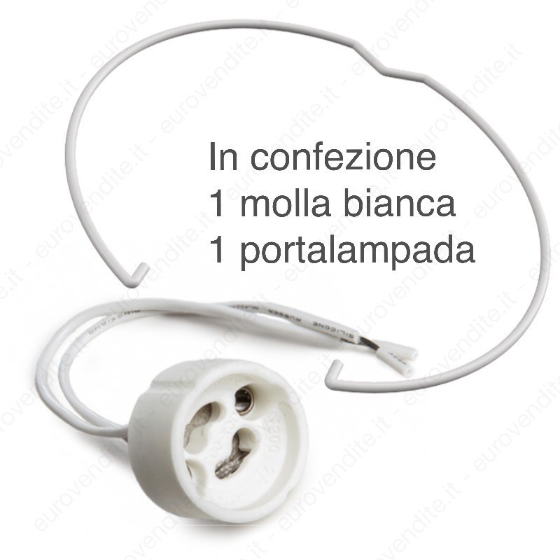 PORTA FARETTO A SCOMPARSA IN GESSO CERAMICO DI FORMA ROTONDA SLIM CSF015
