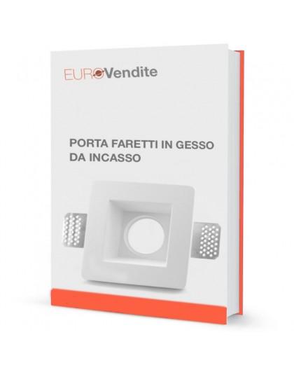 Catalogo Porta faretti in gesso da incasso in PDF