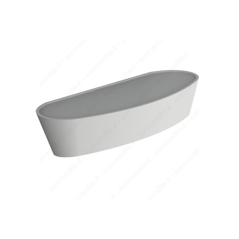Applique in gesso ceramico a parete decorativo a led 2XE27 CSF400