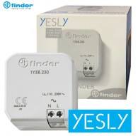 FINDER YESLY RANGE EXTENDER BLUETOOTH DA INCASSO 1Y.E8.230 1YE8230