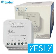 FINDER YESLY INTERFACCIA 2 INGRESSI 1Y.P2.8.230.B00 1YP28230B000