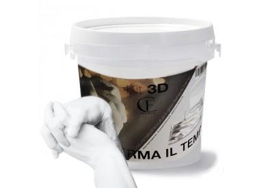 CF Original Calco Mani e Piedi Kit 3D Gesso Stampi mani made in italy