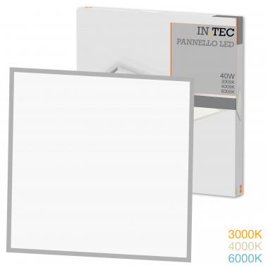 Fan Europe Intec Light Pannello LED 60x60 40W SMD Calda naturale fredda